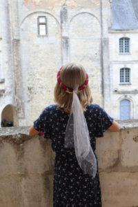 Visite du château de La Rochefoucauld