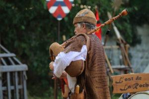 Ainmation musicale médiévale