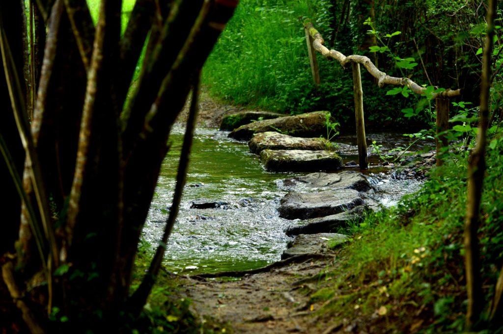 Promenade sur la vallée de La Renaudie Montbron