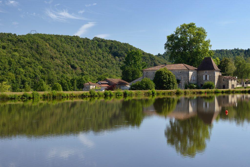 Le Chambon, sport et nature en Charente